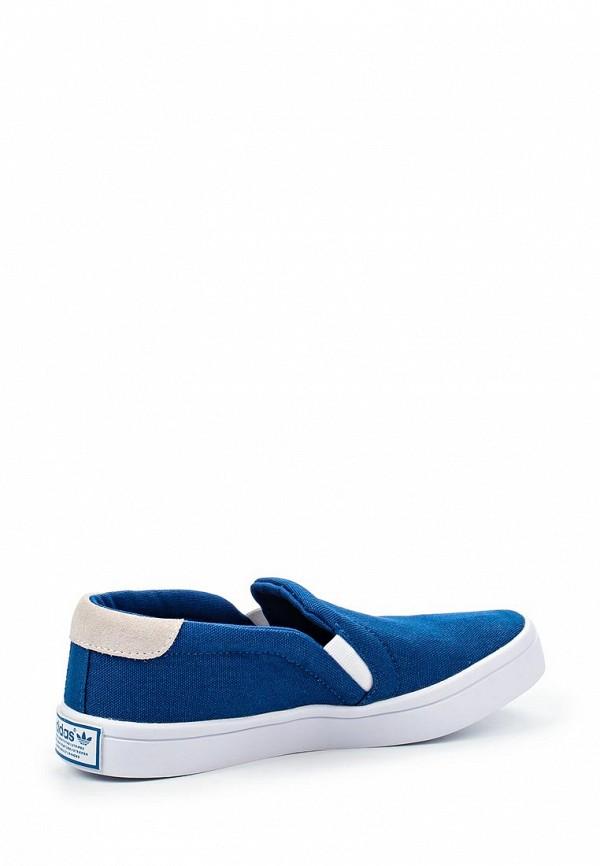 Мокасины для мальчиков Adidas Originals (Адидас Ориджиналс) S75180: изображение 1