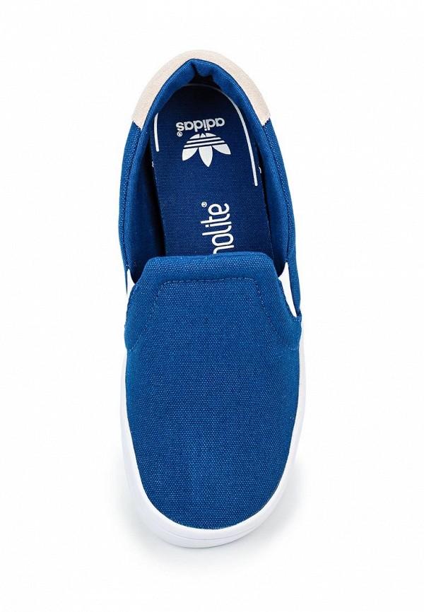 Мокасины для мальчиков Adidas Originals (Адидас Ориджиналс) S75180: изображение 2