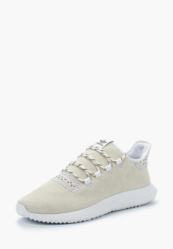 Купить Кроссовки adidas Originals, adidas Originals AD093AMALPR8, бежевый, Весна-лето 2018