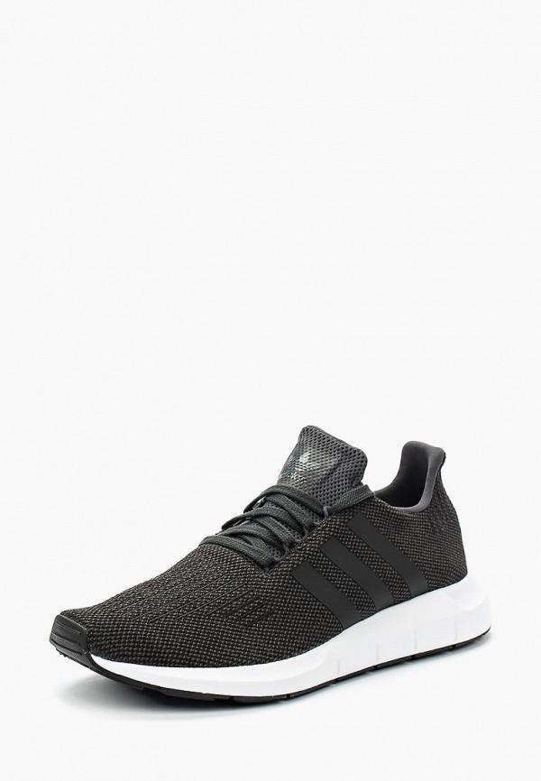Купить Кроссовки adidas Originals, adidas Originals AD093AMALPS5, черный, Весна-лето 2018