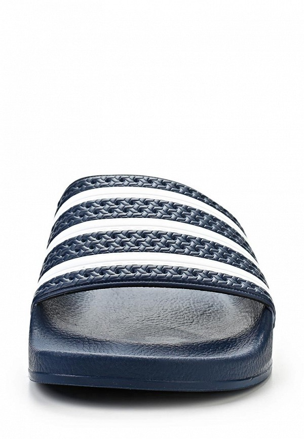 Мужские сланцы Adidas Originals (Адидас Ориджиналс) 288022: изображение 7
