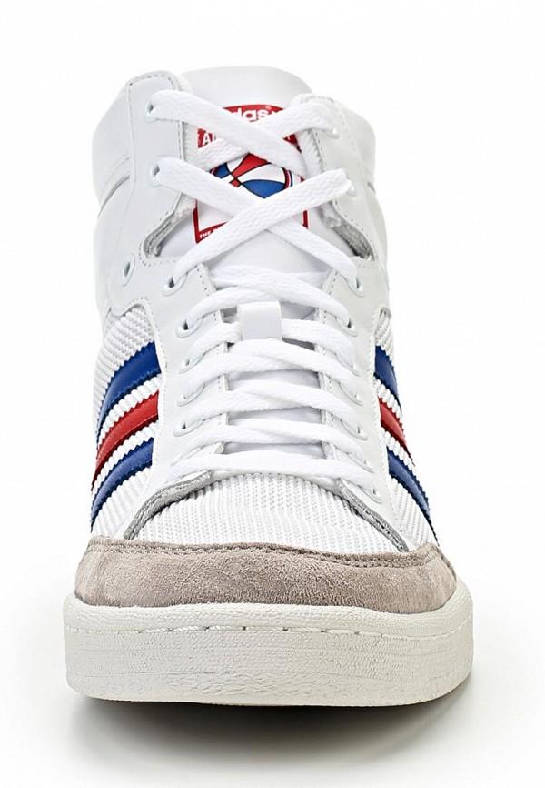 Мужские кеды Adidas Originals (Адидас Ориджиналс) Q20355: изображение 7