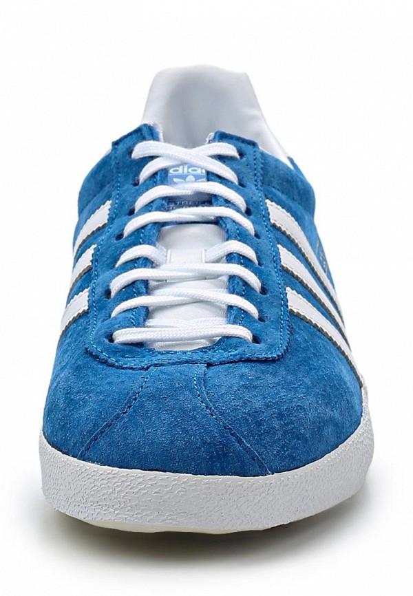 Мужские кеды Adidas Originals (Адидас Ориджиналс) G16183: изображение 7