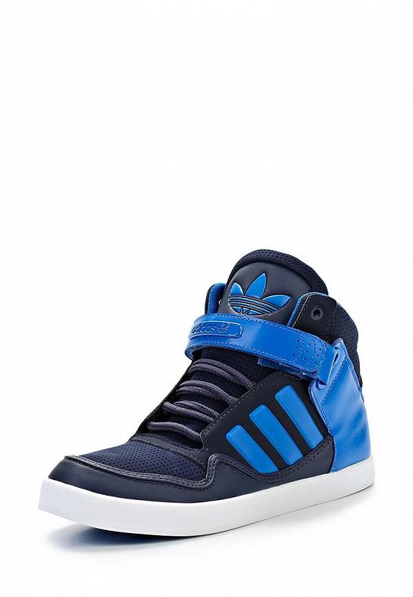Мужские кеды Adidas Originals (Адидас Ориджиналс) D65963: изображение 1