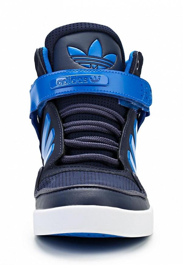 Мужские кеды Adidas Originals (Адидас Ориджиналс) D65963: изображение 6