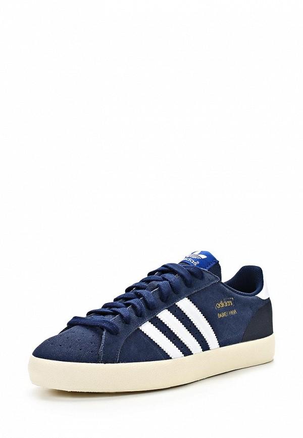 Мужские кеды Adidas Originals (Адидас Ориджиналс) Q23019: изображение 1