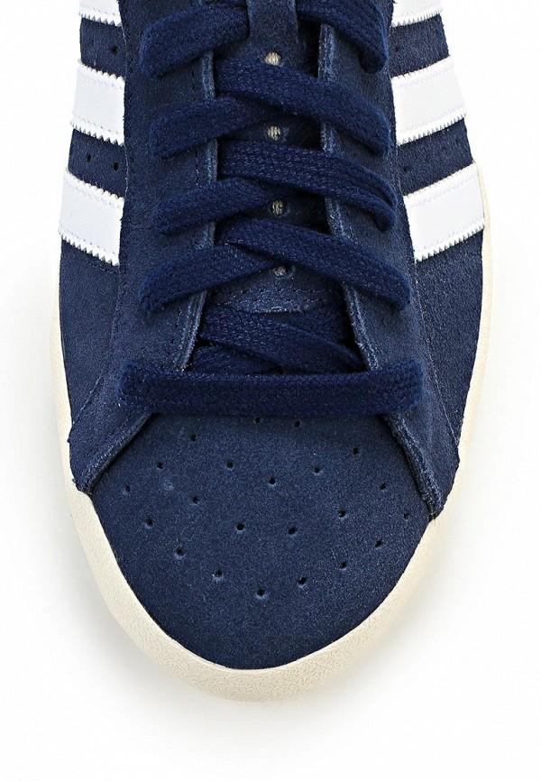 Мужские кеды Adidas Originals (Адидас Ориджиналс) Q23019: изображение 10
