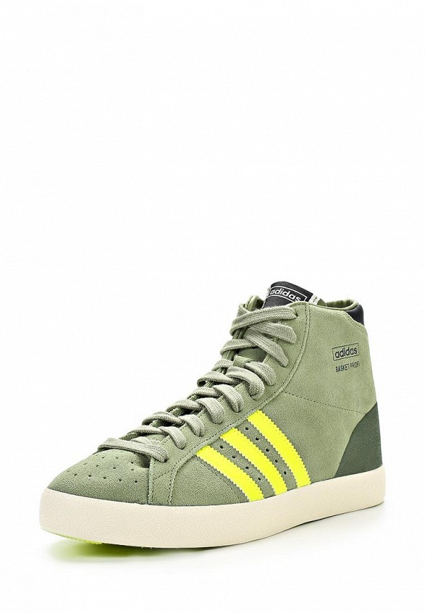 Мужские кеды Adidas Originals (Адидас Ориджиналс) D65923: изображение 1