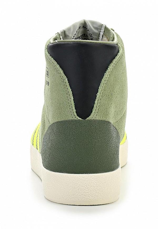 Мужские кеды Adidas Originals (Адидас Ориджиналс) D65923: изображение 3