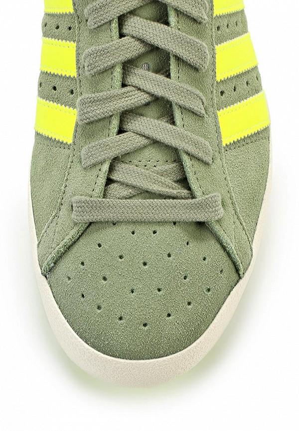 Мужские кеды Adidas Originals (Адидас Ориджиналс) D65923: изображение 11