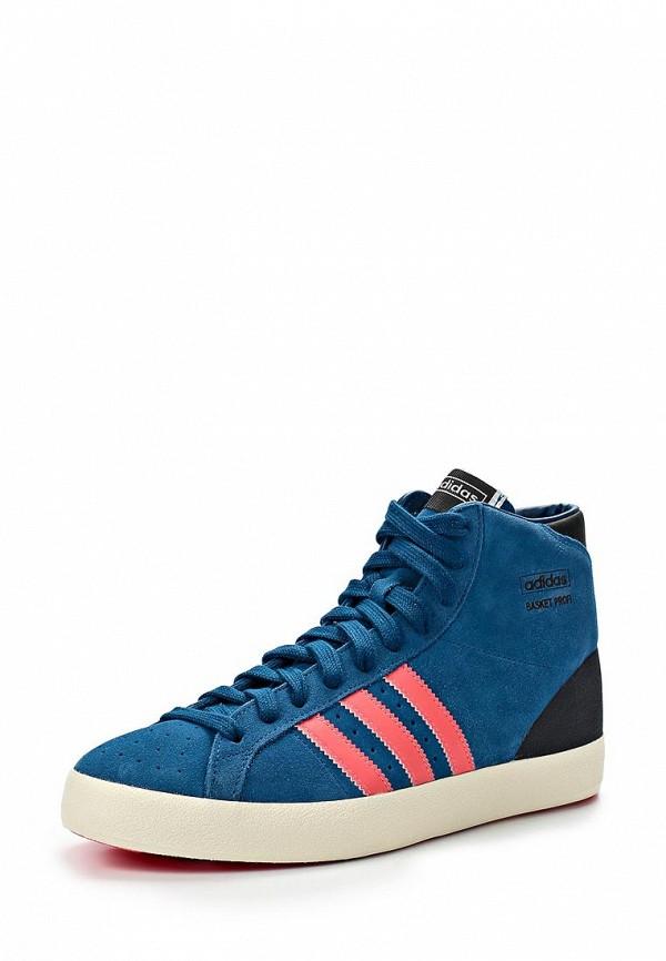 Мужские кеды Adidas Originals (Адидас Ориджиналс) D65924: изображение 1