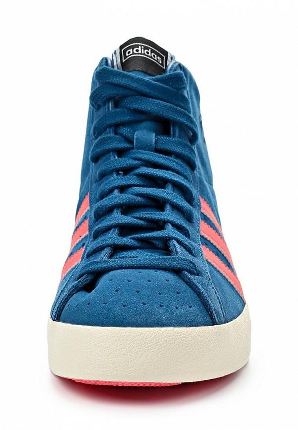 Мужские кеды Adidas Originals (Адидас Ориджиналс) D65924: изображение 7