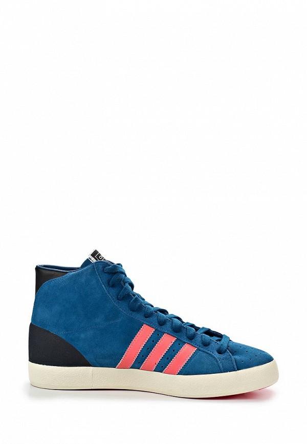 Мужские кеды Adidas Originals (Адидас Ориджиналс) D65924: изображение 9