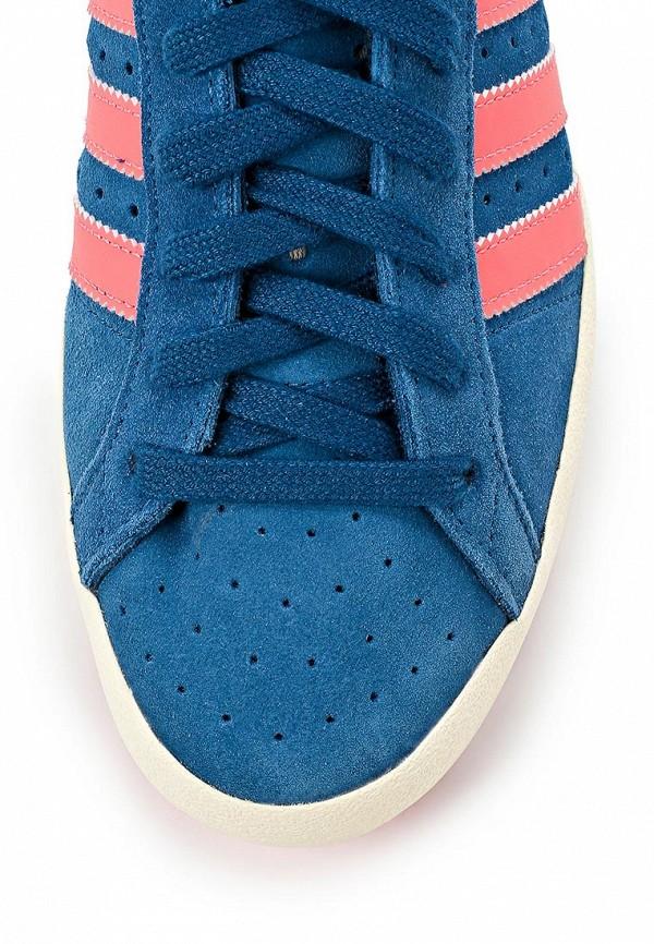 Мужские кеды Adidas Originals (Адидас Ориджиналс) D65924: изображение 11