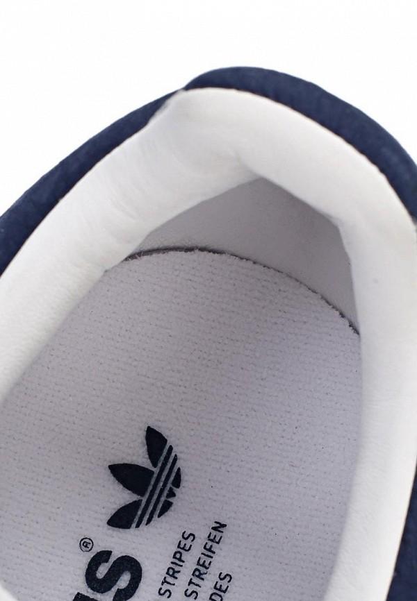 Мужские кеды Adidas Originals (Адидас Ориджиналс) D67362: изображение 12
