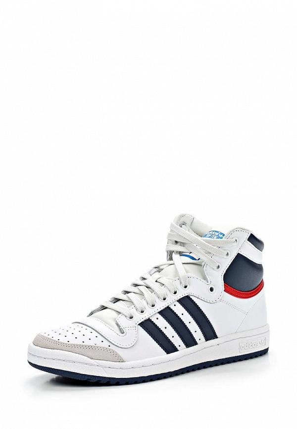 Мужские кроссовки Adidas Originals (Адидас Ориджиналс) D65161: изображение 1