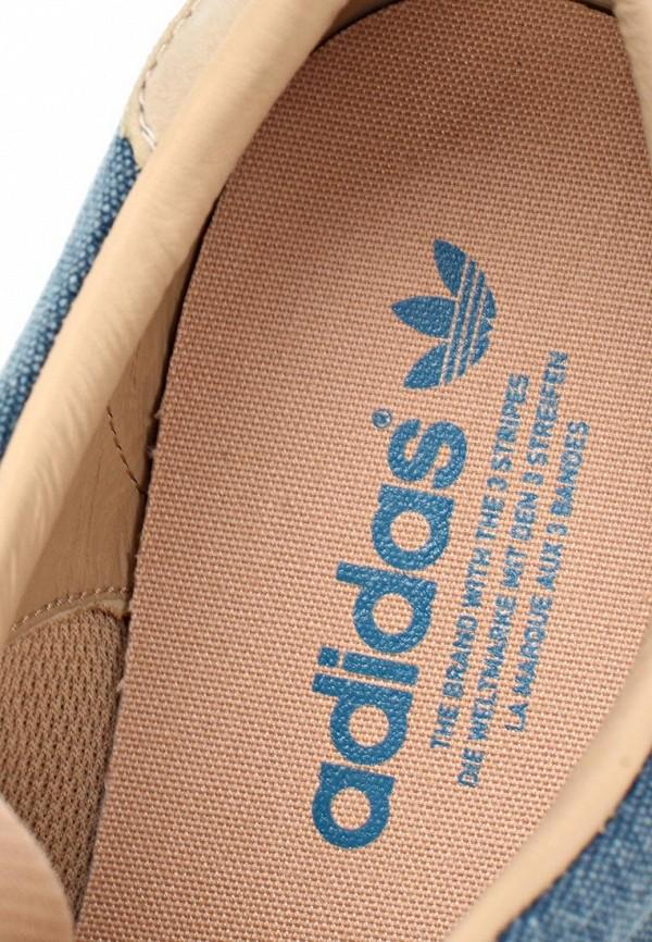 Мужские кеды Adidas Originals (Адидас Ориджиналс) M17910: изображение 11