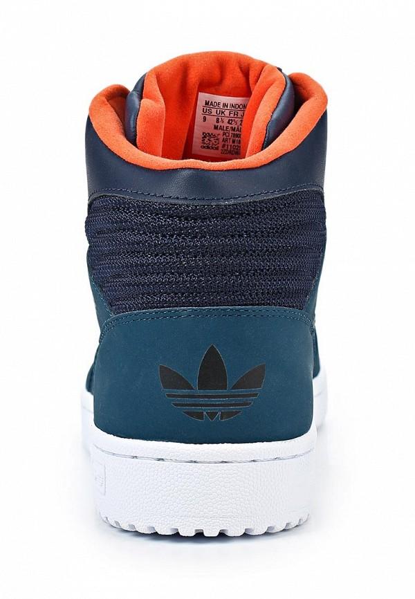 Мужские кеды Adidas Originals (Адидас Ориджиналс) M18238: изображение 3