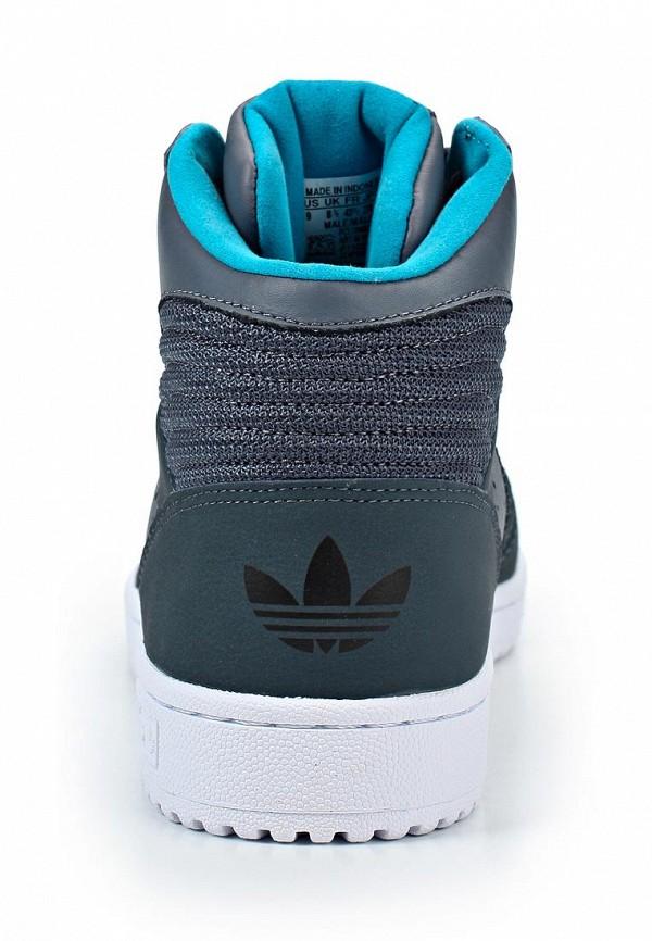 Мужские кеды Adidas Originals (Адидас Ориджиналс) M18239: изображение 3