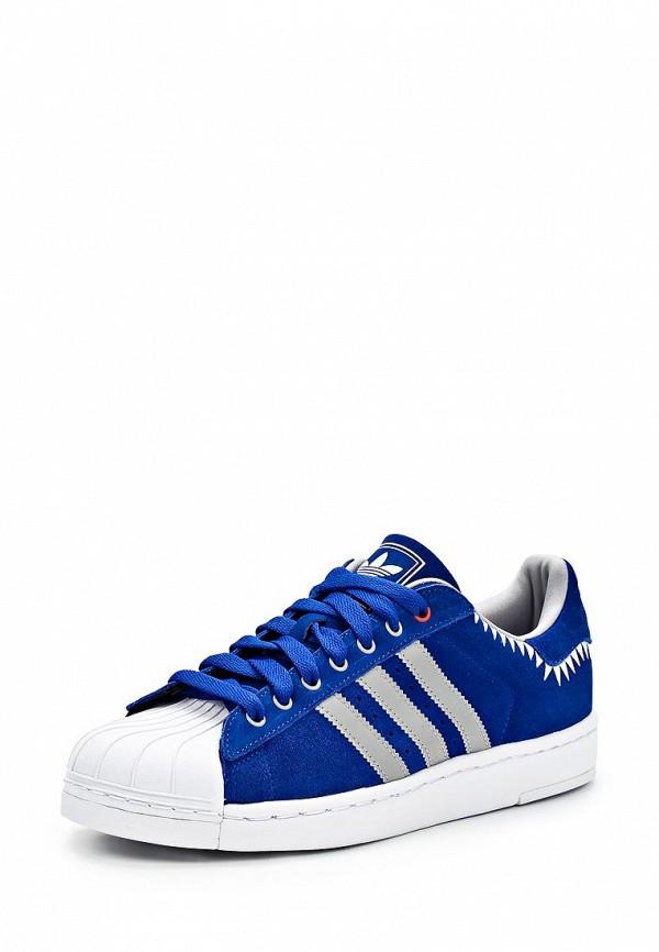 Мужские кеды Adidas Originals (Адидас Ориджиналс) M20910: изображение 1