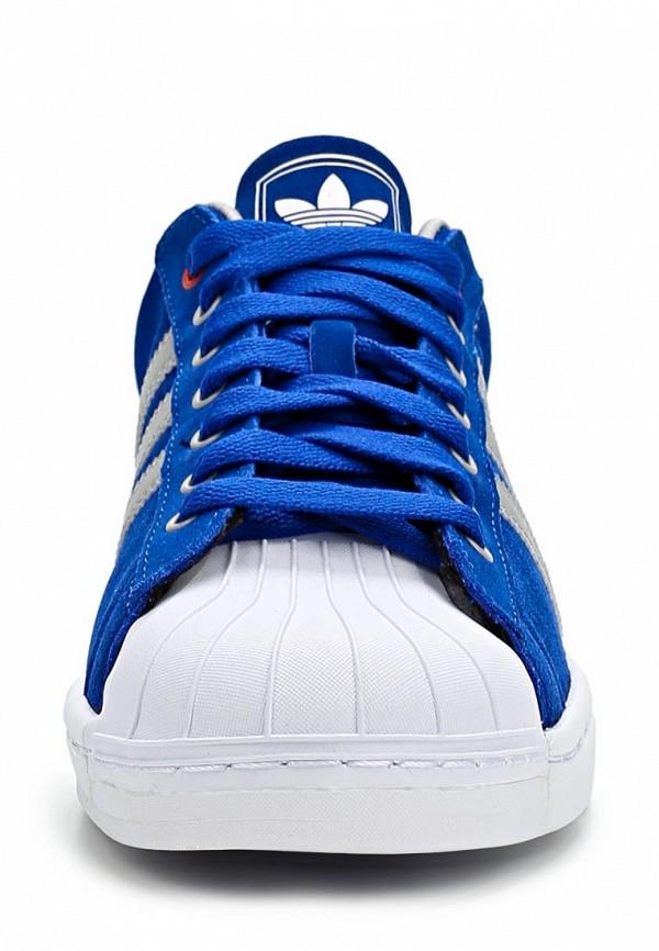 Мужские кеды Adidas Originals (Адидас Ориджиналс) M20910: изображение 5
