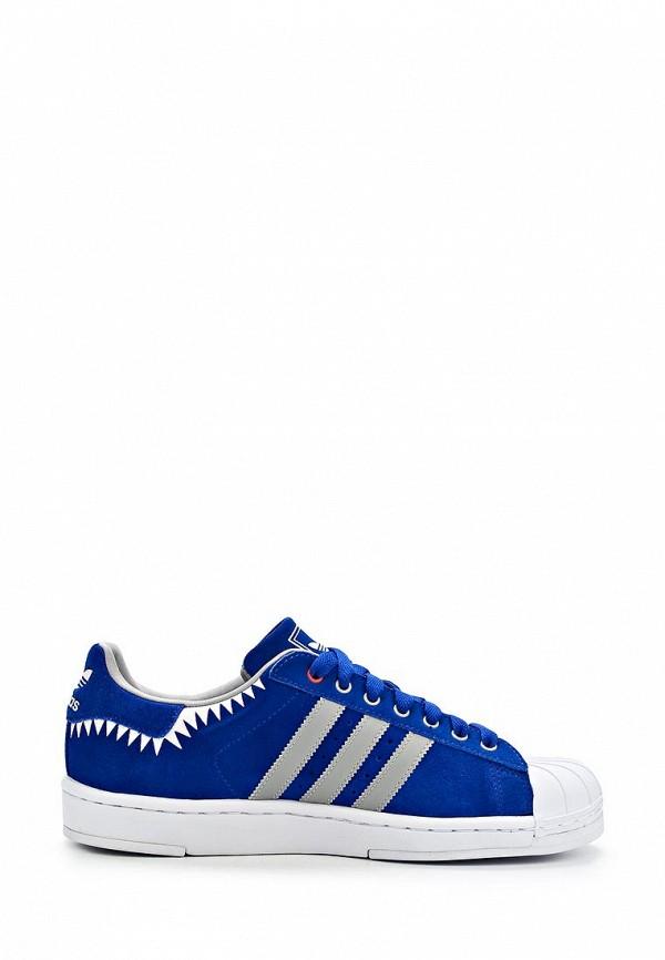 Мужские кеды Adidas Originals (Адидас Ориджиналс) M20910: изображение 7