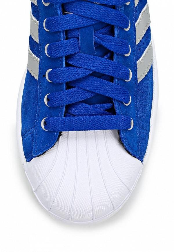 Мужские кеды Adidas Originals (Адидас Ориджиналс) M20910: изображение 9
