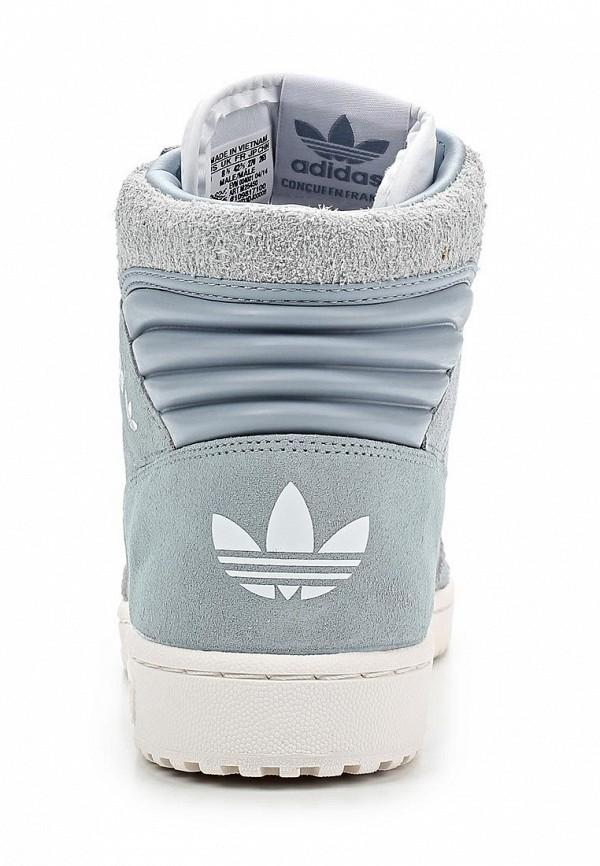 Мужские кеды Adidas Originals (Адидас Ориджиналс) M25450: изображение 3
