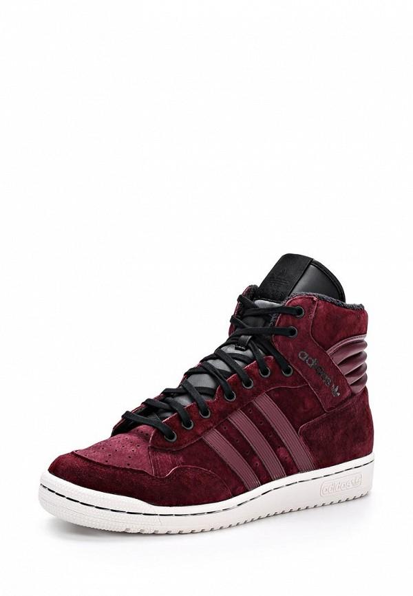 Мужские кеды Adidas Originals (Адидас Ориджиналс) M25452: изображение 1