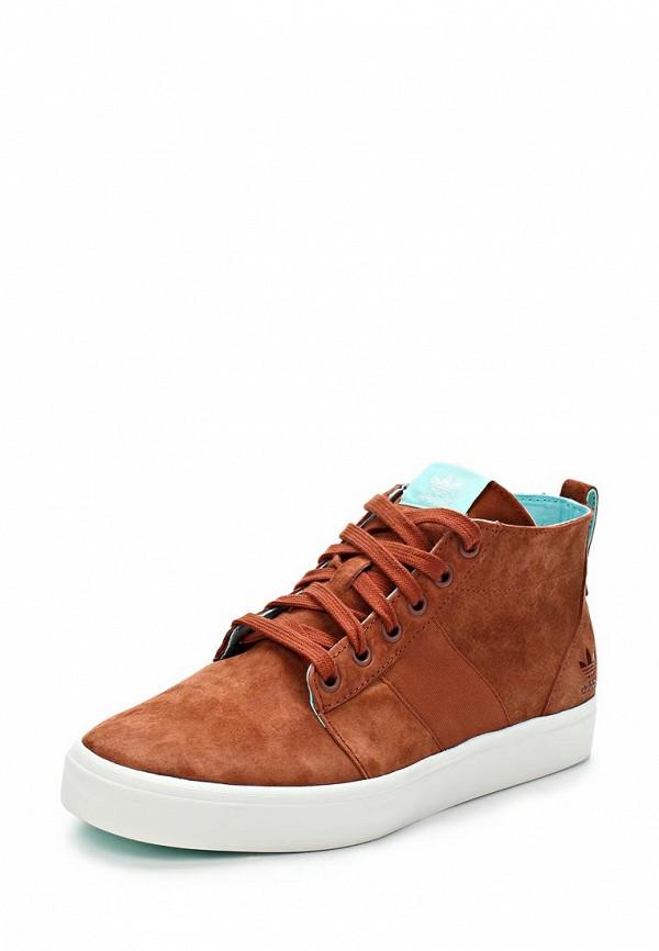 Мужские кеды Adidas Originals (Адидас Ориджиналс) M25801: изображение 1