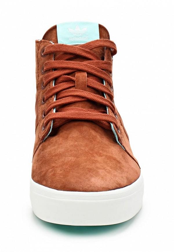 Мужские кеды Adidas Originals (Адидас Ориджиналс) M25801: изображение 5
