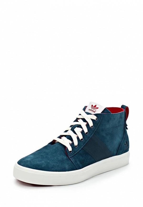 Мужские кеды Adidas Originals (Адидас Ориджиналс) M25802: изображение 1