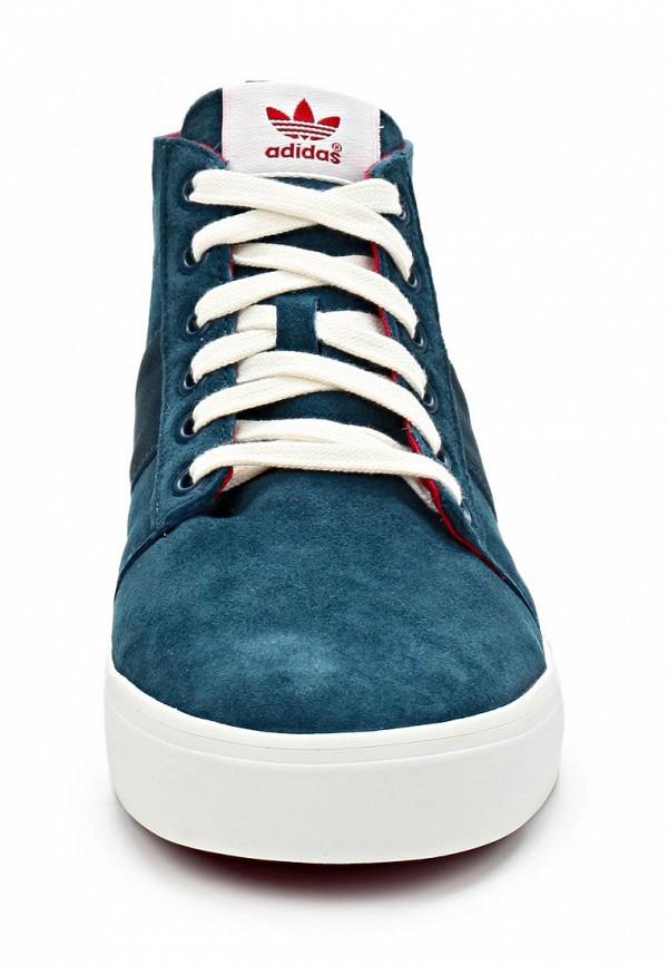 Мужские кеды Adidas Originals (Адидас Ориджиналс) M25802: изображение 5