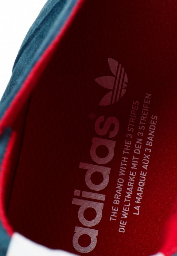 Мужские кеды Adidas Originals (Адидас Ориджиналс) M25802: изображение 11