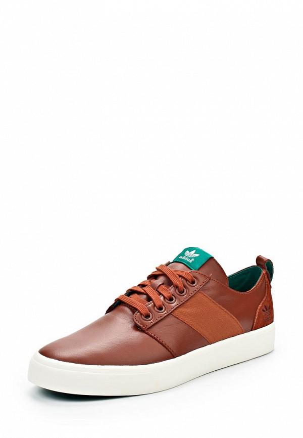 Мужские кеды Adidas Originals (Адидас Ориджиналс) M25808: изображение 1