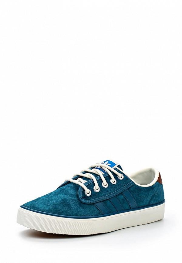Мужские кеды Adidas Originals (Адидас Ориджиналс) C76741: изображение 1