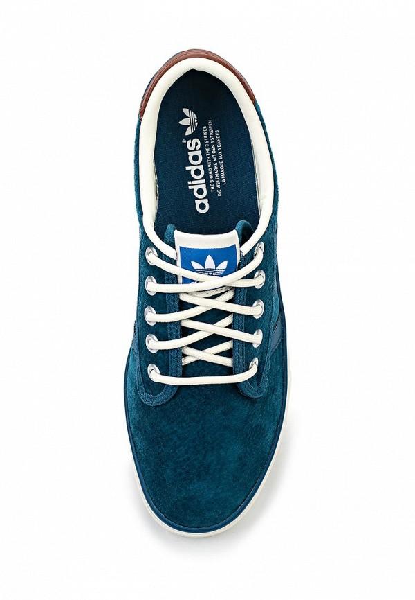 Мужские кеды Adidas Originals (Адидас Ориджиналс) C76741: изображение 4