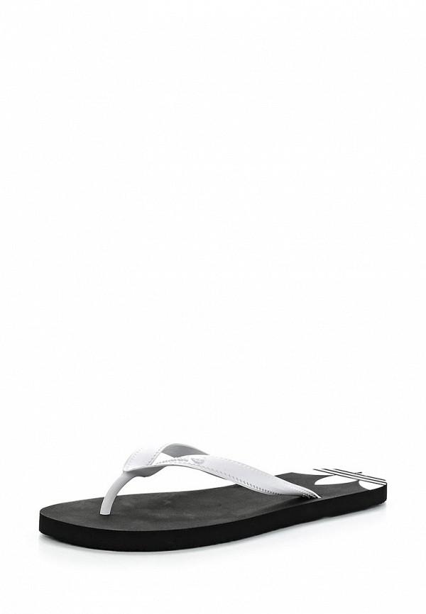 Мужские сланцы Adidas Originals (Адидас Ориджиналс) D65625: изображение 1