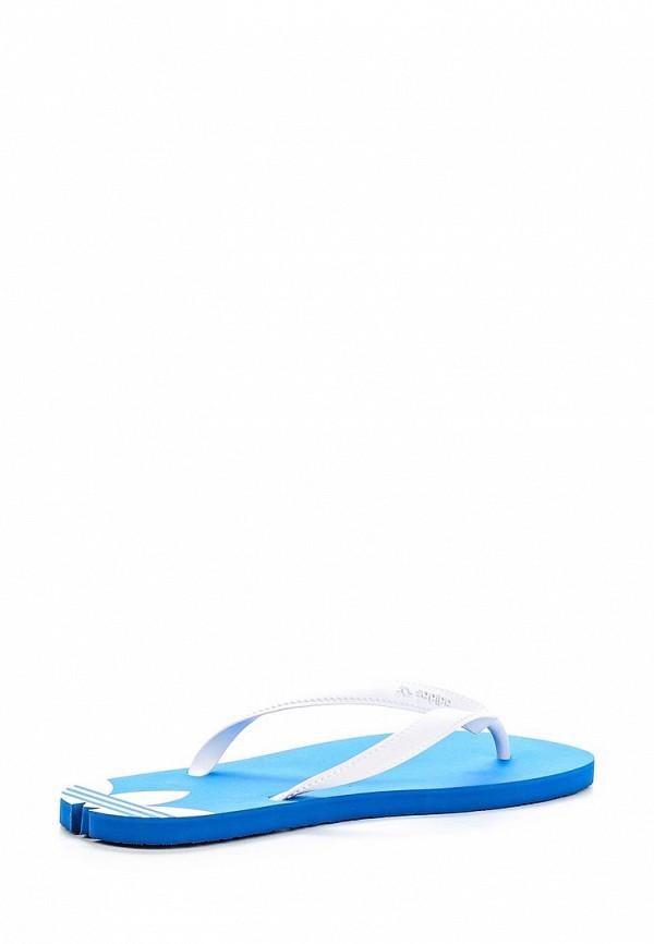 Мужские сланцы Adidas Originals (Адидас Ориджиналс) D65626: изображение 2