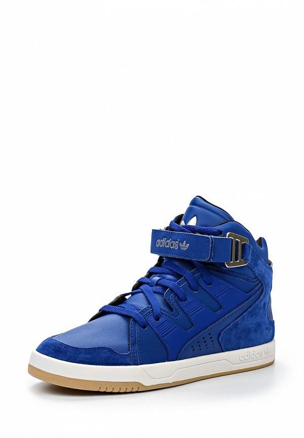 Мужские кеды Adidas Originals (Адидас Ориджиналс) M17032: изображение 1