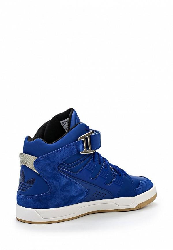 Мужские кеды Adidas Originals (Адидас Ориджиналс) M17032: изображение 2