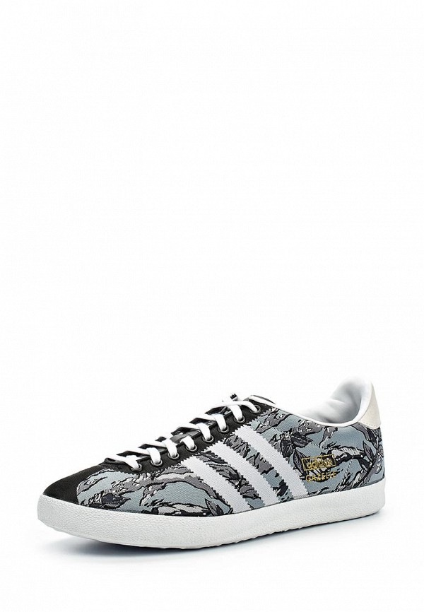 Мужские кеды Adidas Originals (Адидас Ориджиналс) M19656: изображение 1