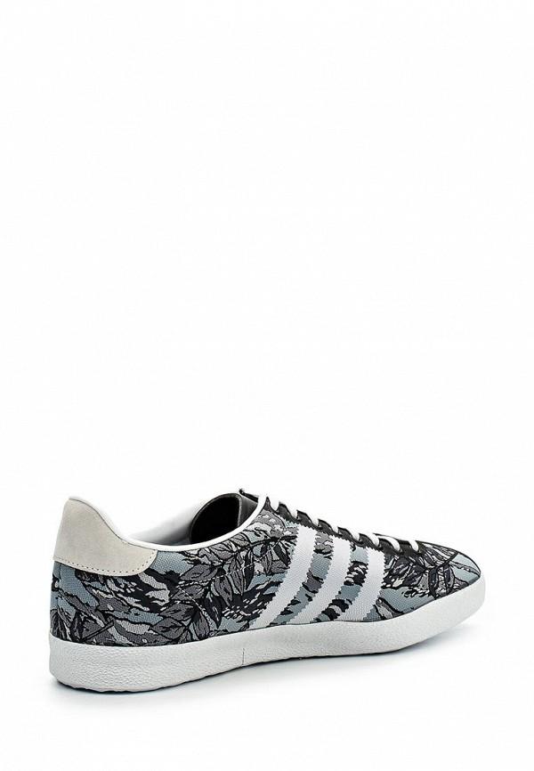 Мужские кеды Adidas Originals (Адидас Ориджиналс) M19656: изображение 2