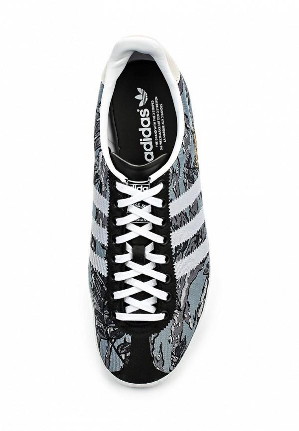 Мужские кеды Adidas Originals (Адидас Ориджиналс) M19656: изображение 4