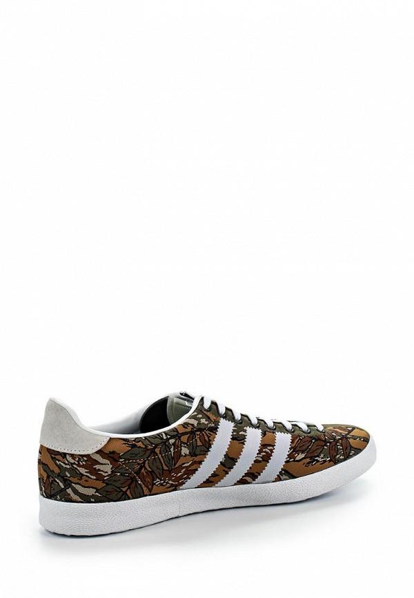Мужские кеды Adidas Originals (Адидас Ориджиналс) M19657: изображение 2