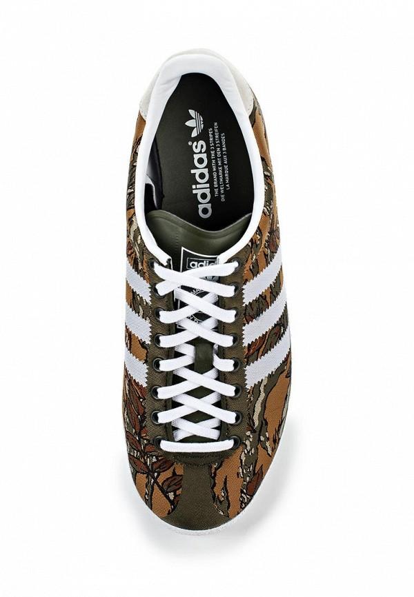 Мужские кеды Adidas Originals (Адидас Ориджиналс) M19657: изображение 4