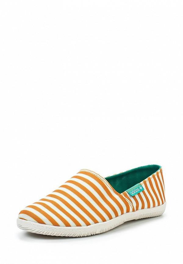 Слипоны Adidas Originals (Адидас Ориджиналс) D65801: изображение 1
