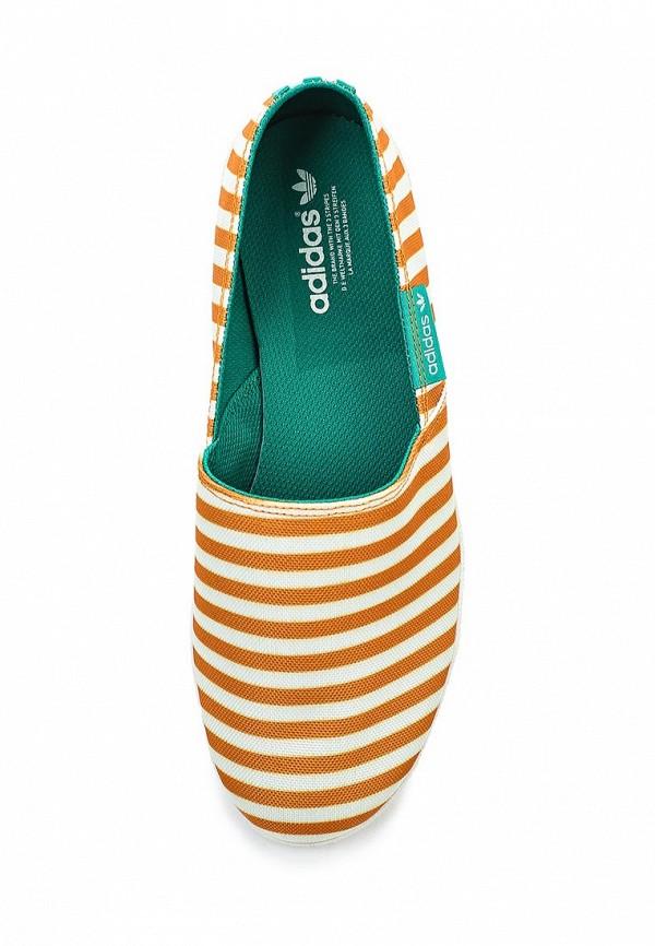 Слипоны Adidas Originals (Адидас Ориджиналс) D65801: изображение 3