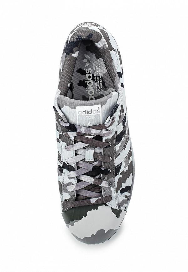 Мужские кеды Adidas Originals (Адидас Ориджиналс) B35404: изображение 4