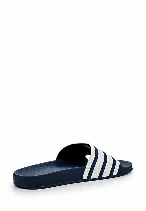 Мужские сланцы Adidas Originals (Адидас Ориджиналс) G16220: изображение 2